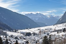 Antholz Mittertal Winter