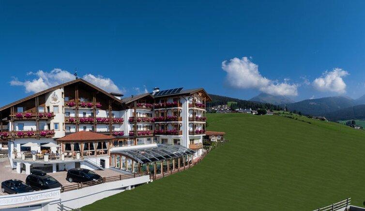 Hotel Alpenfrieden - Maranza, Rio di Pusteria - Hotel 3 ...
