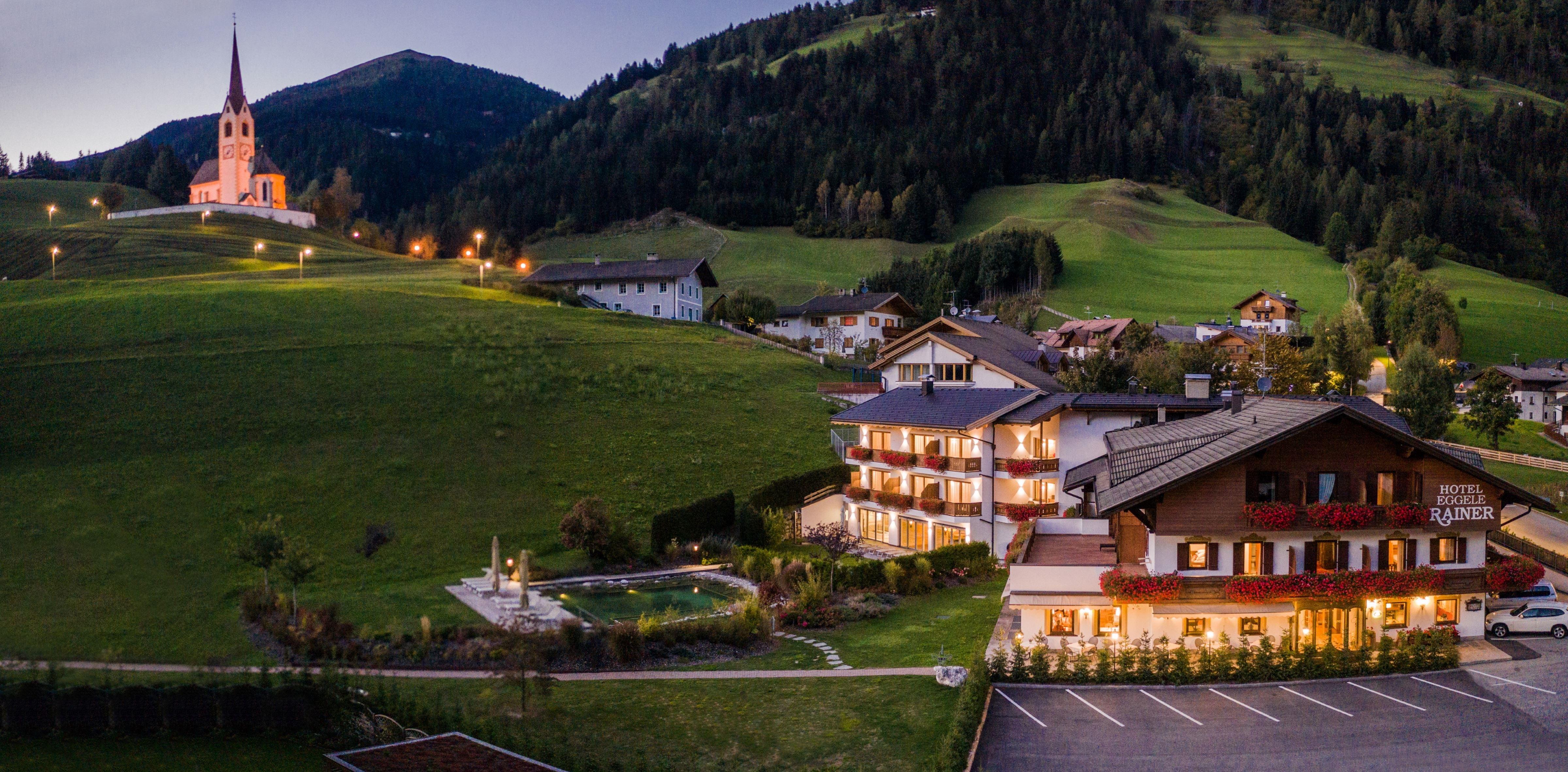 Hotel & Residence Rainer Eggele - Prato alla Drava, San Candido ...