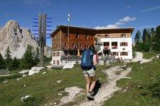 Hotel per escursionisti